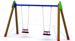 Two-person swing